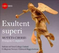 Soloists Of New College Choir Oxford - Couperin: Exultent Superi