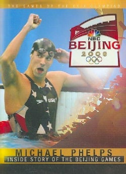 Michael Phelps Inside Story of The Beijing Games (DVD)