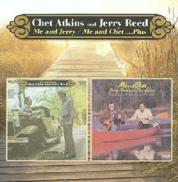 Jerry Reed - Me and Jerry/Me and Chet