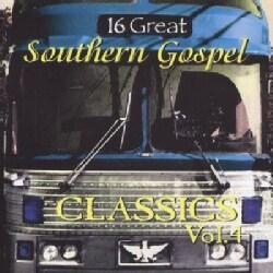 Various - 16 Great Southern Gospel Classics: Vol. 4