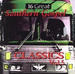 Various - 16 Great Southern Gospel Classics
