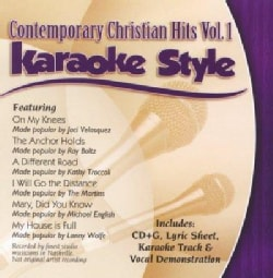Karaoke Style - Contemporary Christian Hits: Vol. 1