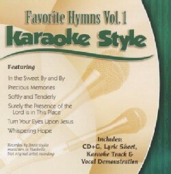 Karaoke Style - Favorites Hymns: Vol. 1