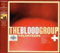 Blood Group - Volunteers