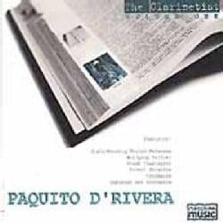 Paquito D'Rivera - Clarinetist Volume One