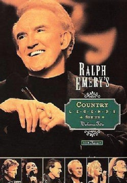 Ralph Emery Country Legends- V2 (DVD)