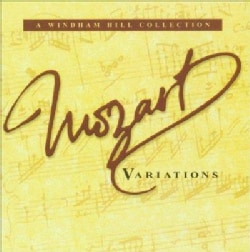 Various - A Windham Hill Collection: The Mozart Variations