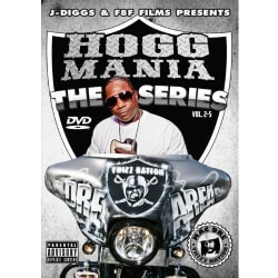 Hogg Mania The Series Vol. 2-5 (DVD)