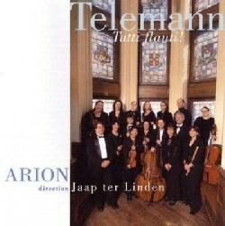 Various - Telemann: Tutti Flauti