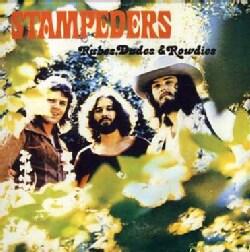 STAMPEDERS - RUBES DUDES & ROWDIES