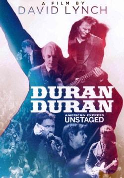 Duran Duran: American Express: Unstaged (DVD)