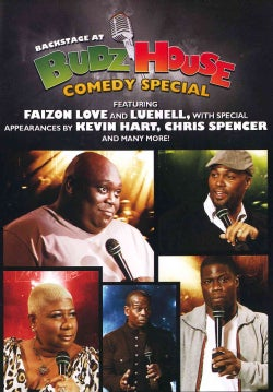 Backstage at Budz House (Rental Only) (DVD)