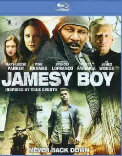 Jamesy Boy (Blu-ray Disc)
