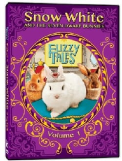 Fuzzy Tales: Snow White and the Seven Dwarf Bunnies (DVD)