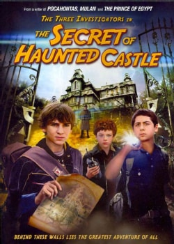 The Three Investigators and the Secret of Haunted Mansion (DVD)