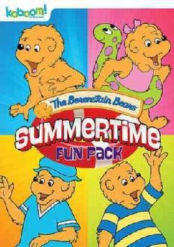 The Berenstain Bears: Summertime Fun Pack (DVD)
