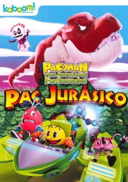 Pac-Man Y Las Aventures Fantasmale: Pac Jurasico (DVD)