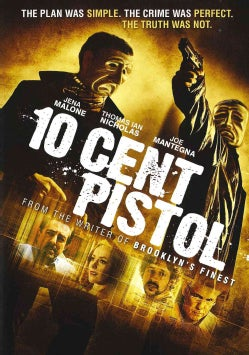 10 Cent Pistol (DVD)