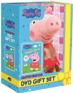 Peppa Pig: The Golden Boots (DVD)