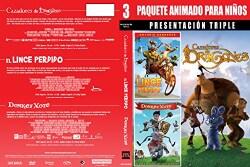 Paquete Animado Para Ninos: Presentacion Triple 1 (Kids Animated: Triple 1)