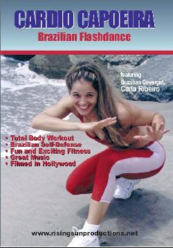 Cardio Capoeira No. 1: Brazilian Flashdance (DVD)
