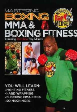 Mastering Boxing: MMA & Boxing Fitness with Ray Mercer (DVD)