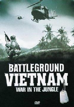 Battleground Vietnam: War In The Jungle (DVD)