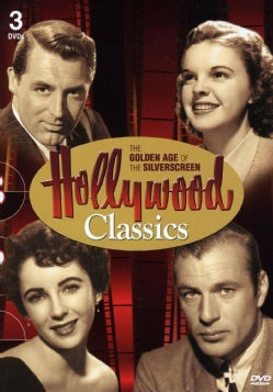 Hollywood Classics: The Golden Age Of The Silverscreen (DVD)