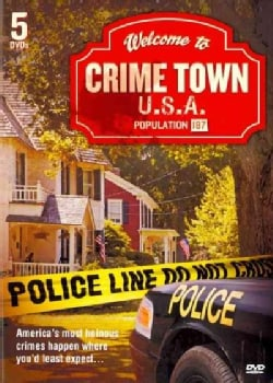 Crime Town USA (DVD)