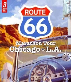 Route 66: Marathon Tour- Chicago To L.A. (Blu-ray Disc)