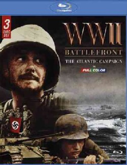 WWII: The Atlantic Campaign (Blu-ray Disc)