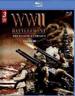WWII: The Pacific Campaign (Blu-ray Disc)