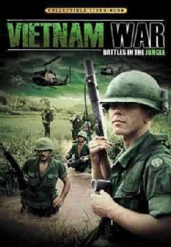 Vietnam War: Battles In The Jungle (DVD)