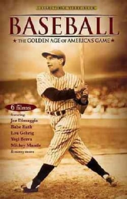 Baseball: The Golden Age Of America's Game (DVD)