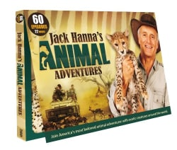 The Best Of Jack Hanna's Animal Adventures (DVD)