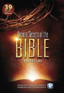 Ancient Secrets of the Bible (DVD)
