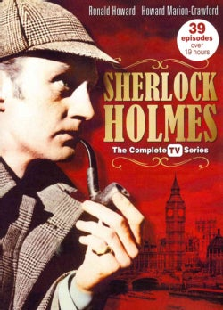 Sherlock Holmes: The Complete Series (DVD)