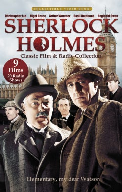 Sherlock Holmes: Classic Film And Radio Collection (DVD)