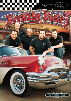 Reality Rides: Season 1 (DVD)