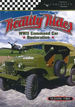 Reality Rides: Season 2 (DVD)