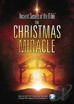 Ancient Secrets Of The Bible: The Christmas Miracle (DVD)