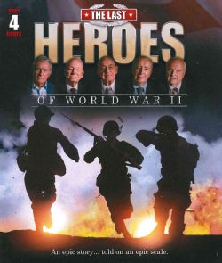 The Last Heroes of WWII (Blu-ray Disc)