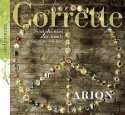 Arion - Corrette: Symphonies Des Noels