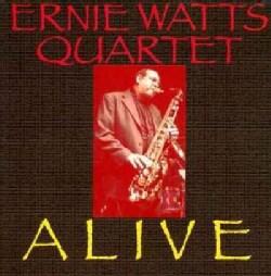 Ernie Quartet Watts - Alive