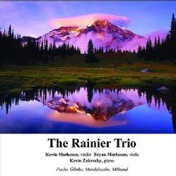 KEVIN & MATHESON MATHESON/ZAKRESKY - RAINIER TRIO