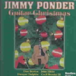 Jimmy Ponder - Guitar Christmas