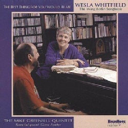 Wesla Whitfield - Best Thing for You Would Be ME