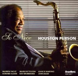 Houston Person - So Nice
