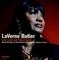 Laverne Butler - Love Lost and Found Again