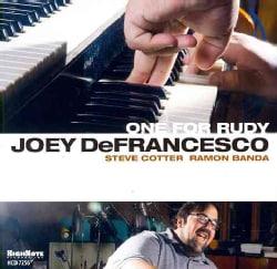 Joey Defrancesco - One for Rudy